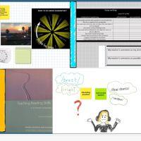 Teaching B1/B2 exam classes